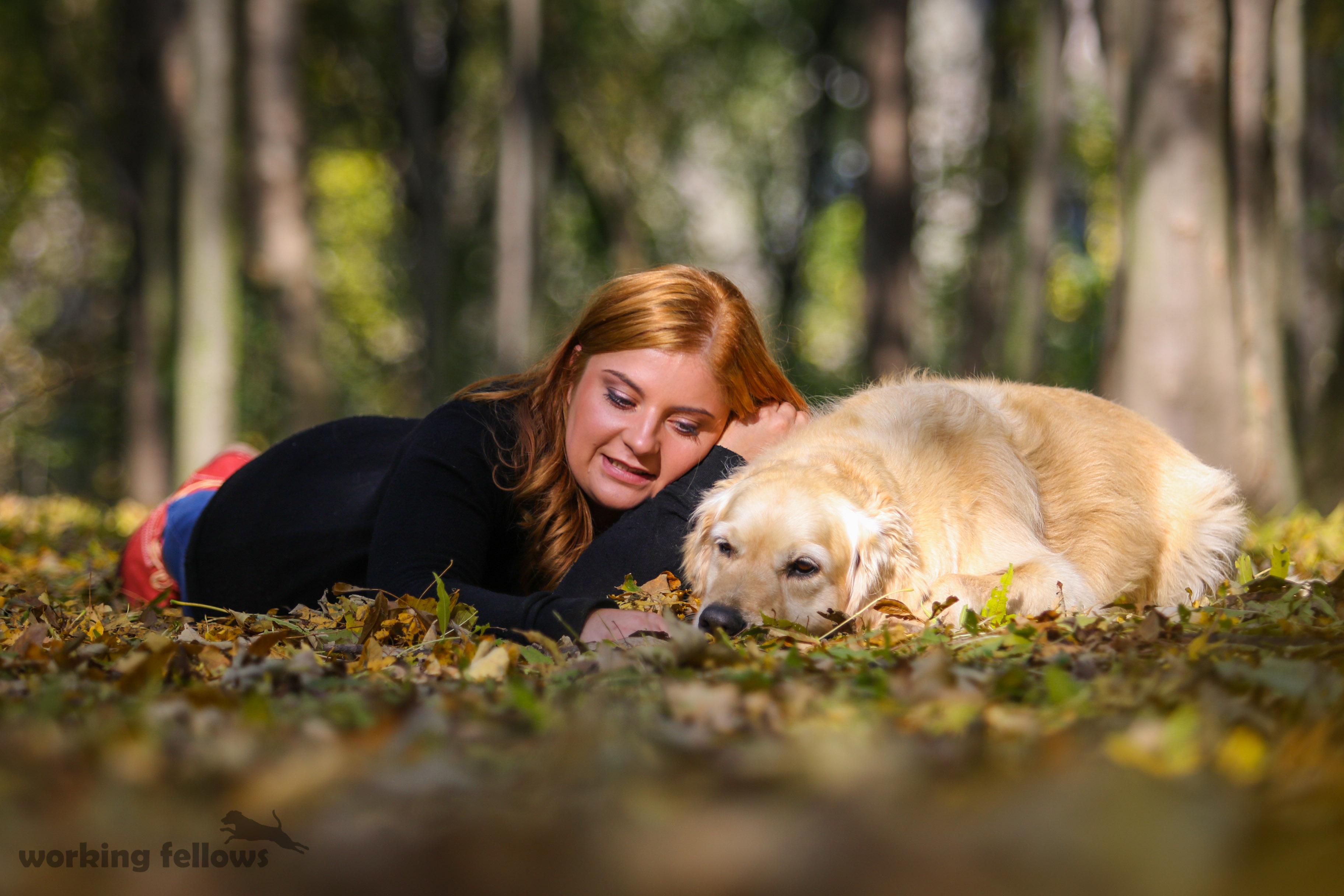 Selina's Tierbetreuung - Über mich 1